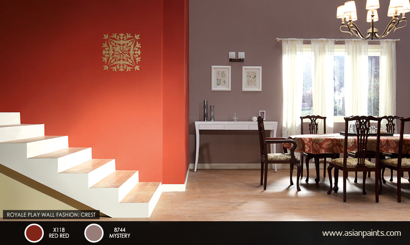 Creating the perfect look for your home may just require the right kind of colours watch our - Asian paints exterior colour combinations plan ...