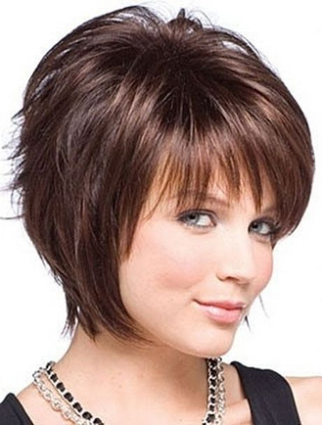 Frisuren frauen ab 28 | short hair | Frisuren dünnes haar ...