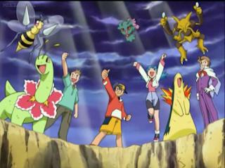 Recap The Legend Of Thunder Thunder Anime Pokemon