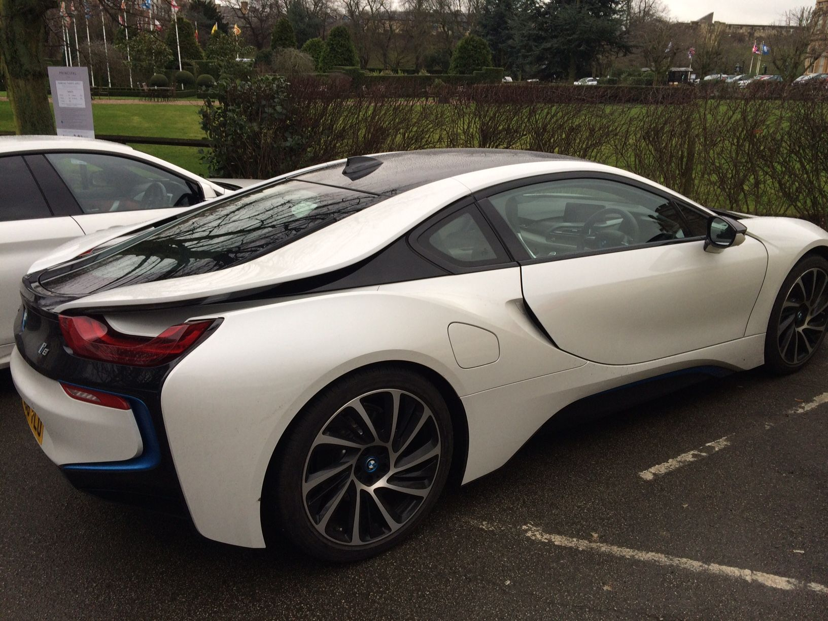 the bmw i8 #carleasing deal | one of the many cars and vans