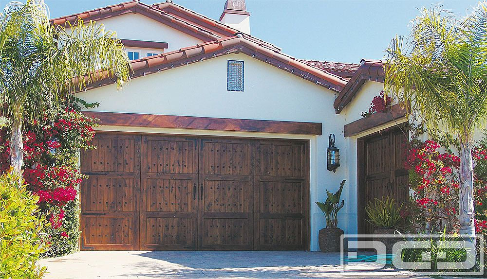 Dynamic Garage Door Custom Architectural Garage Door Spanish Colonial Spanish Style Homes Spanish Doors Garage Doors