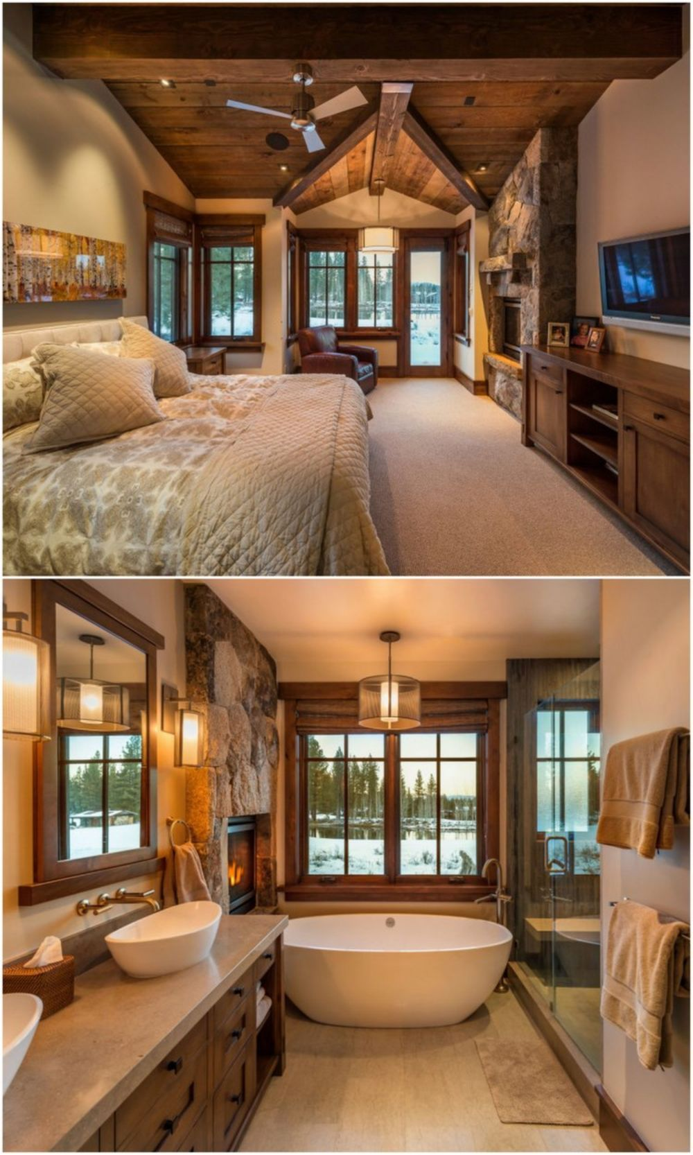 60 gorgeous cabin style interior design ideas cabin logs and log