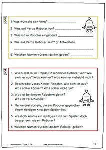 Neue Lesetexte für die 1  bis 6  Klasse | nemčina | Leseverständnis