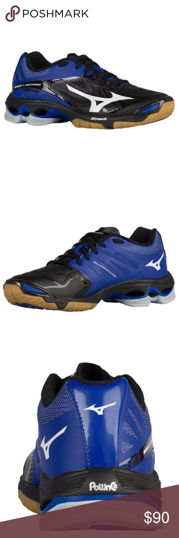 Women S Volleyball Shoe Mizuno Wave Lightning Z2 Bring Some Electricity To The Court With These High Flying Vo Volleyball Shoes Women Volleyball Mizuno Shoes
