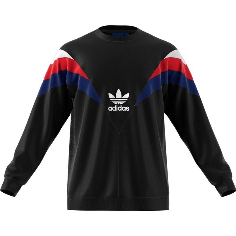 2018 Authentic Mens adidas Originals Sweater Fashion Trend L