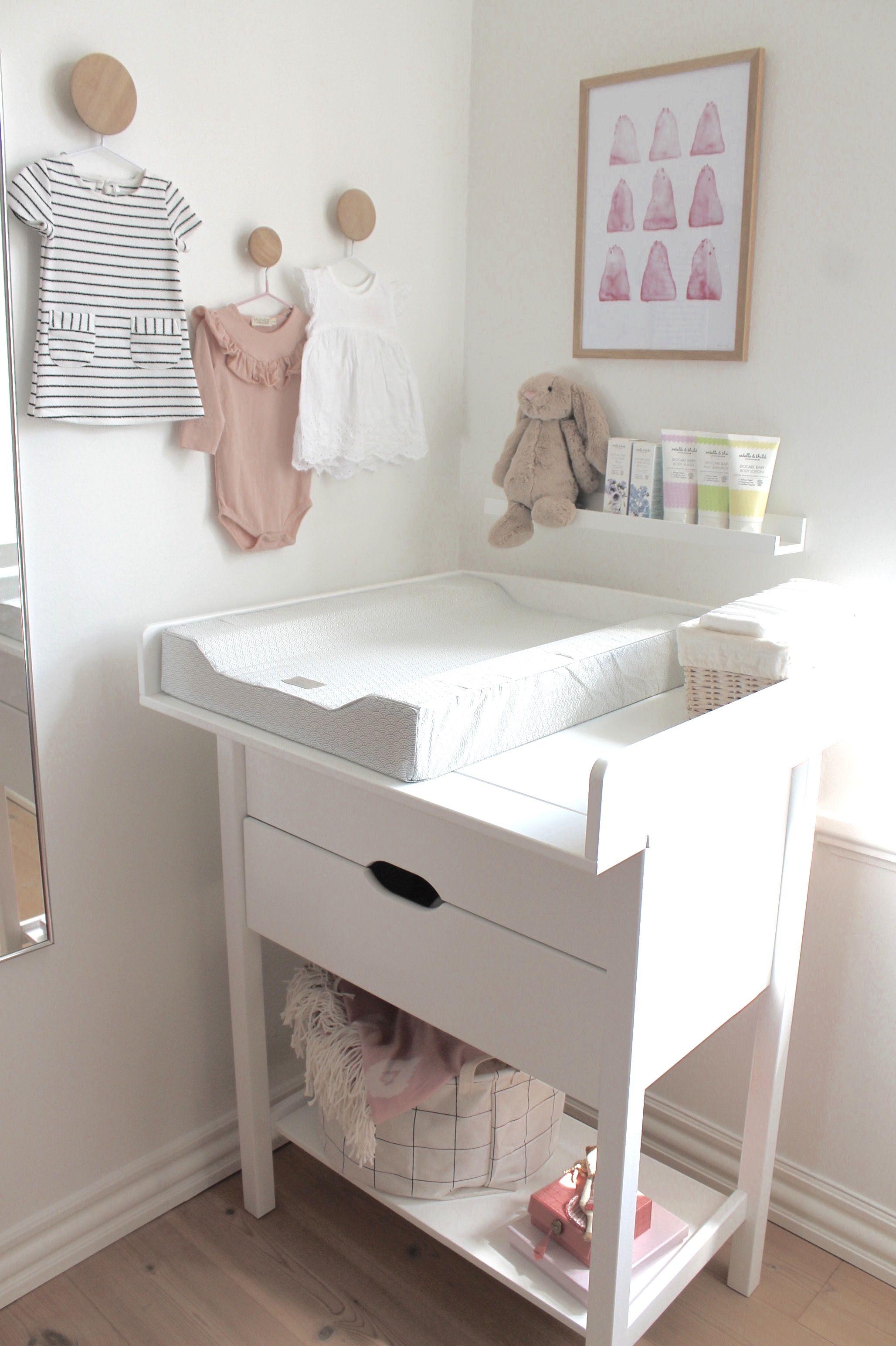 baby pige værelse