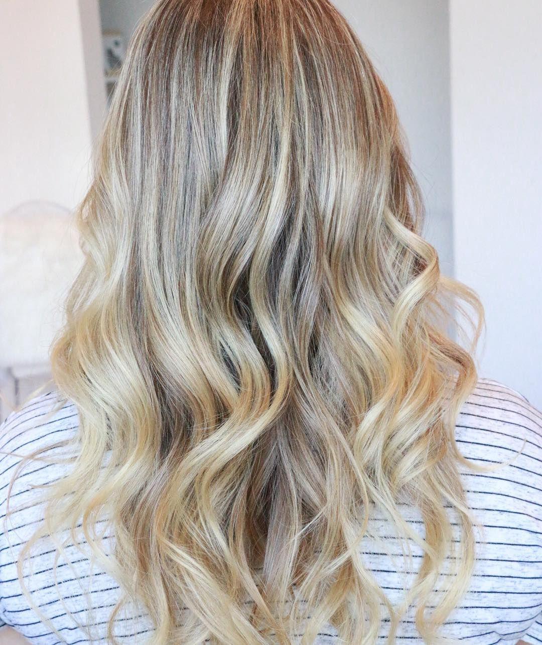 Multidimensional Blonde Hair Hair Styles Blonde