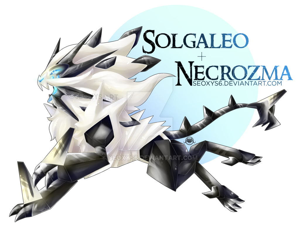 As Promised Here S My Take On The Solgaleo Necrozma