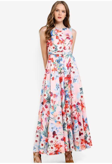 Buy MAXI DRESSES Online | ZALORA Malaysia & Brunei | Fashion Dresses ...