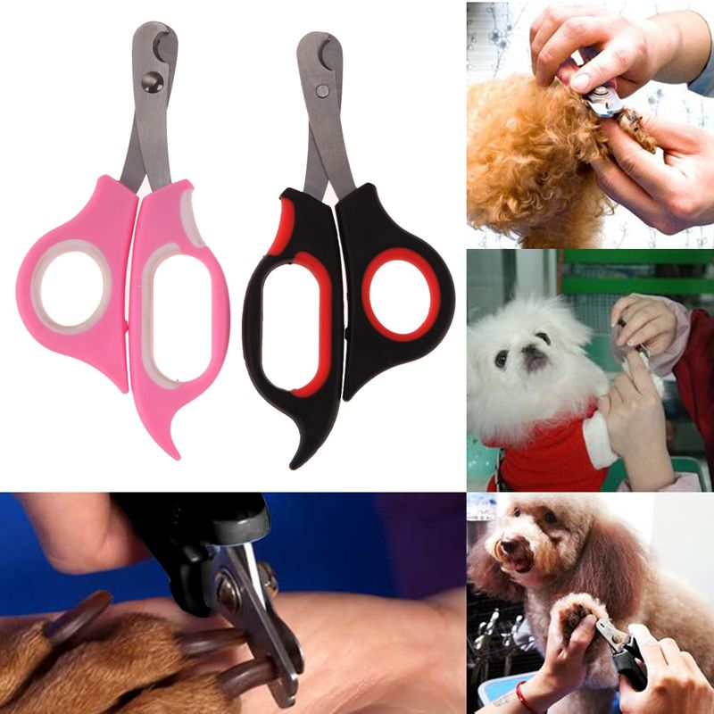 Cat Rabbit Claw Toe Nail Clipper Dog grooming supplies