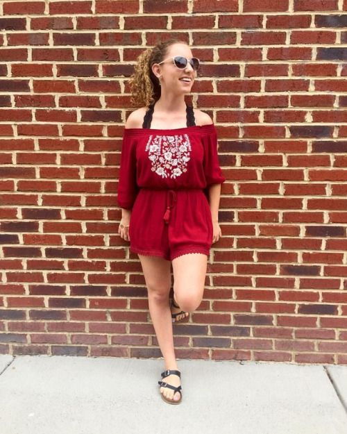 15983a04b2c4 Off the shoulders rompers and bralettes are some of the...