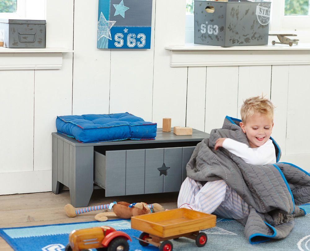 Kinderkamer Lief Lifestyle : Opbergbank tom stoer meubel voor de speelhoek of kinderkamer