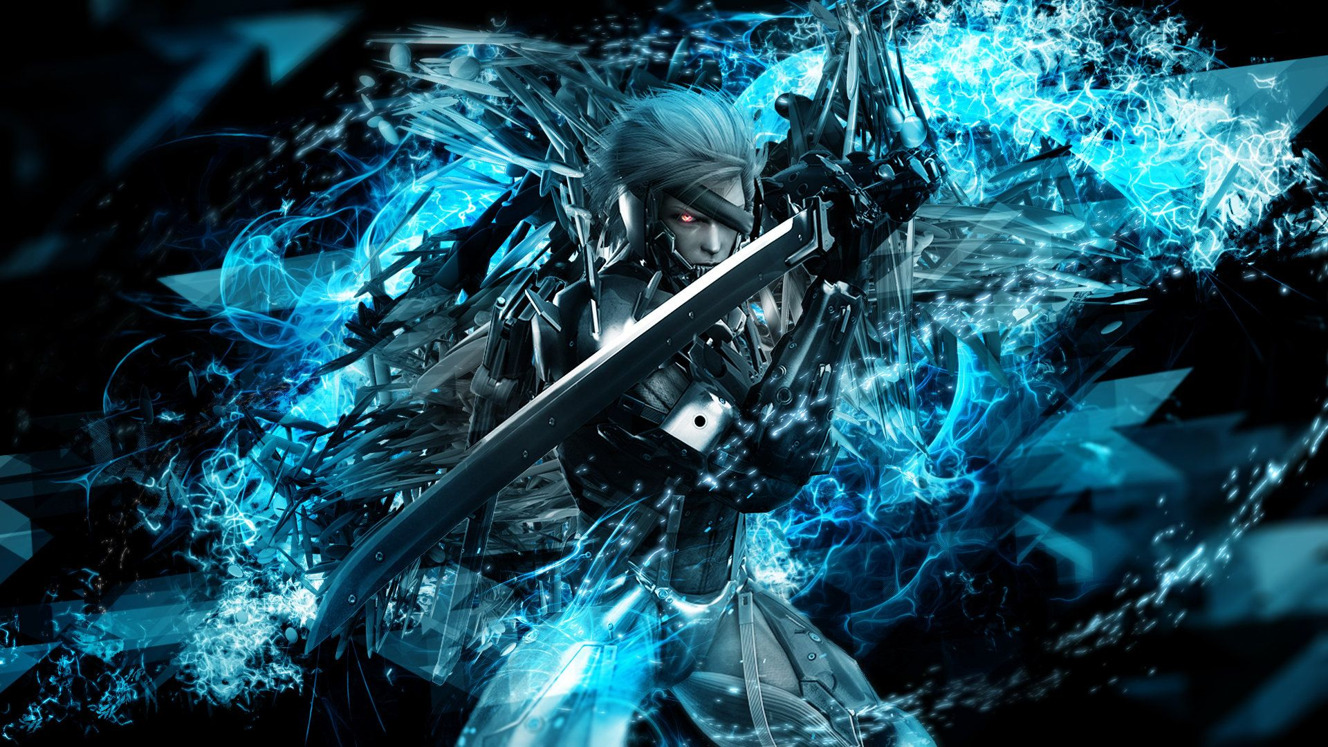 metal gear rising revengeance hd wallpaper - http://69hdwallpapers