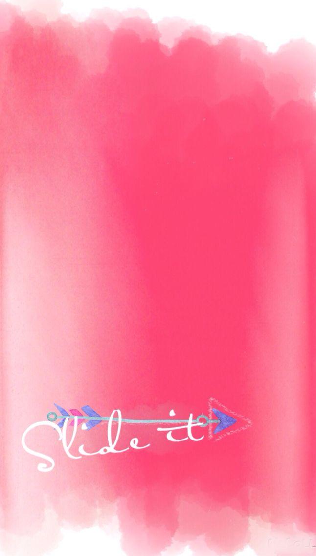 Slide to unlock wallpaper for smartphone | Phone Wallpapers | Pinterest | Pantalla, Fondos de ...