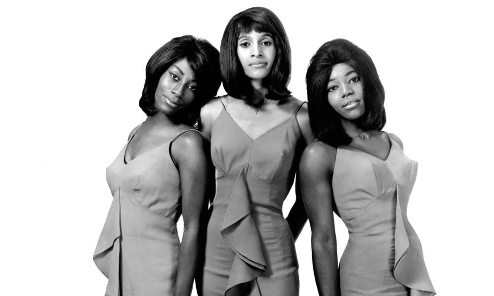 The Ikettes - Peaches 'n' Cream' When they weren't singing behind ...