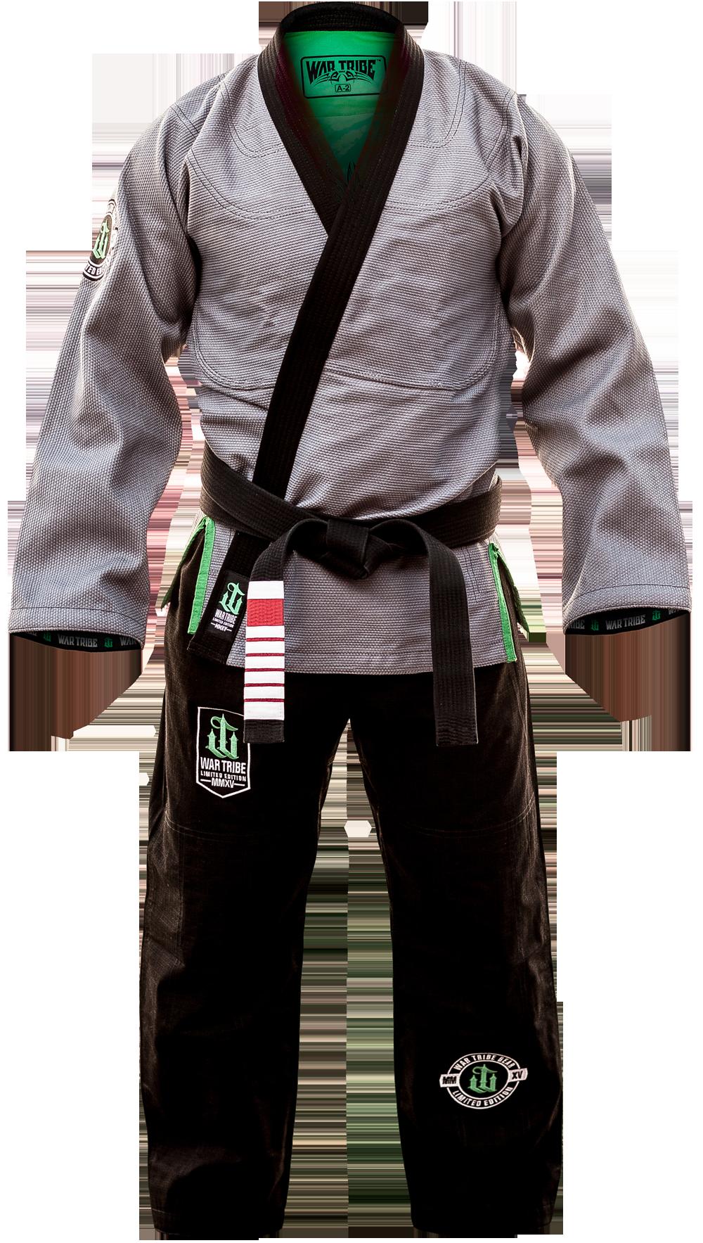 Lionheart Gi War Tribe Womens Brazilian Jiu Jitsu Gi