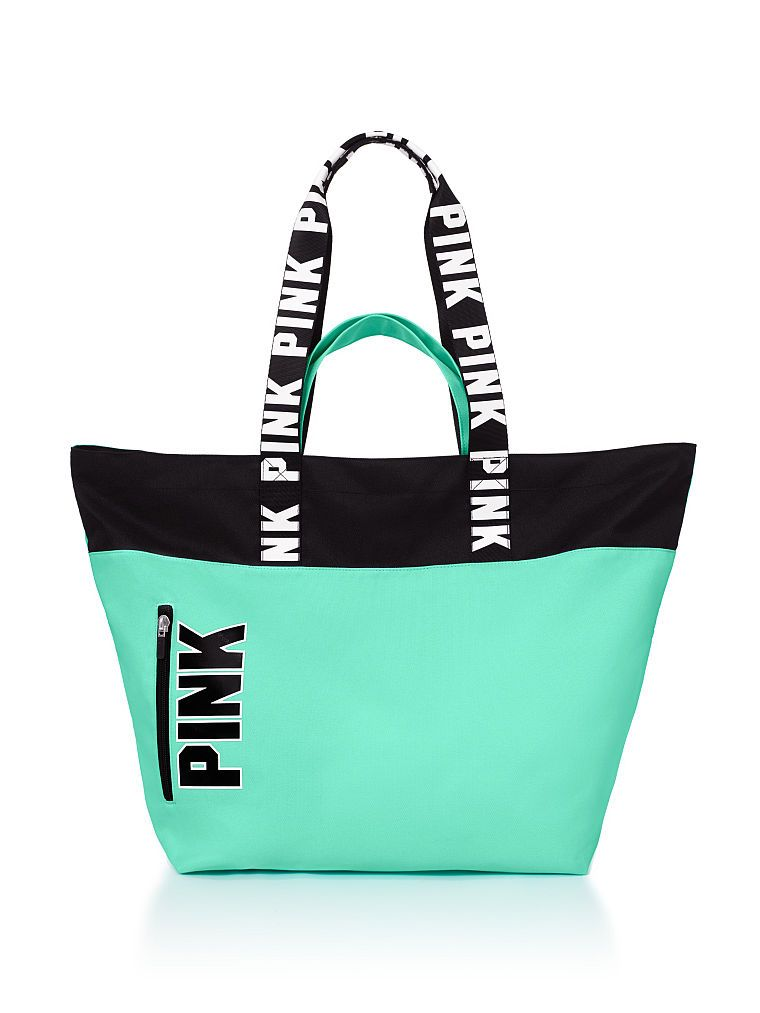 253d673777 Gym Tote - PINK - Victoria s Secret