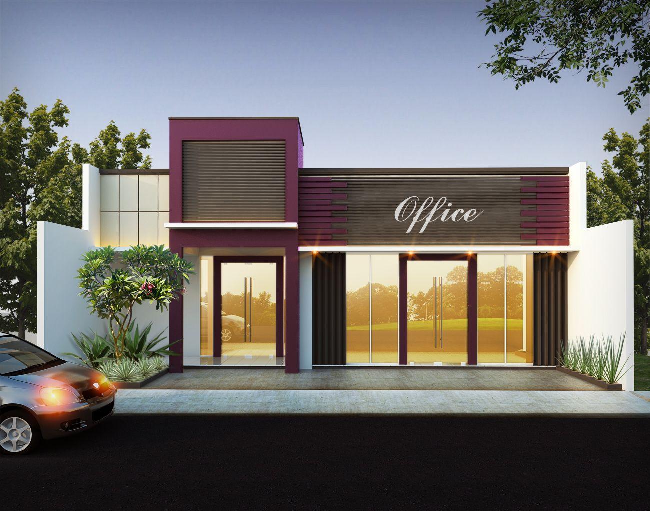 Desain Ruko 1 Lantai Home Fashion Desain Desain Rumah