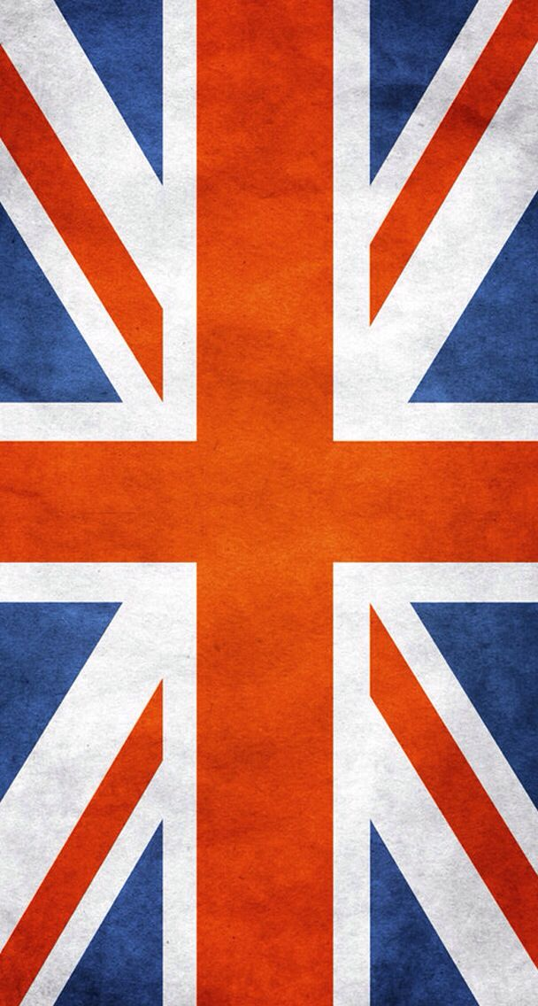British Flag Iphone Wallpaper Bandeira Da Inglaterra Papeis De