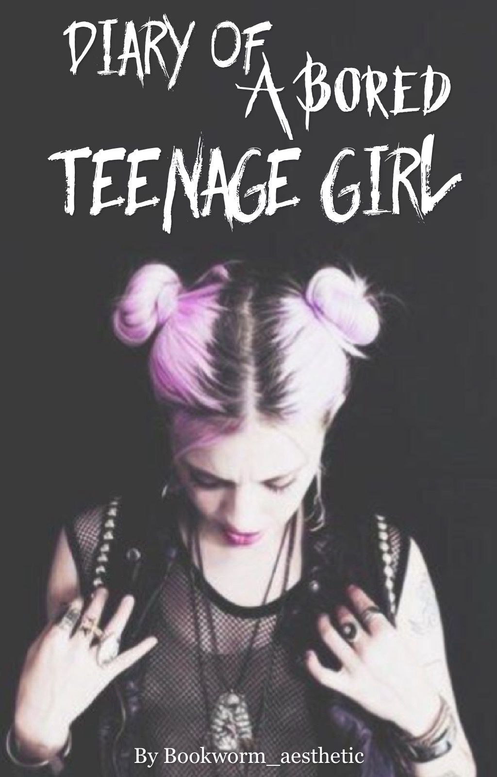 Simple Covers | Pastel goth, Hippie goth, Goth hair