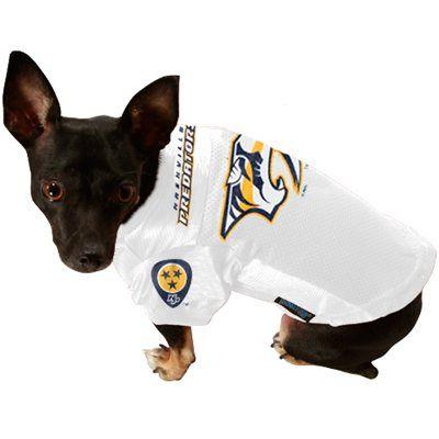 the best attitude 47296 1d354 Nashville Predators Pet Jersey | My NHL Wish List Sweeps ...