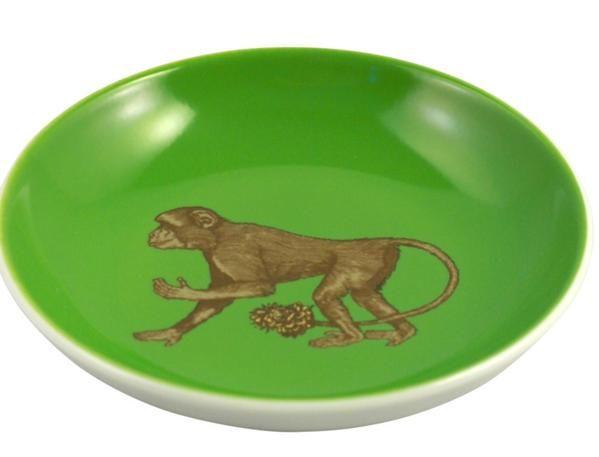 Avenida Home - Animal Avenida Home Monkey Mini Plate - Trouva
