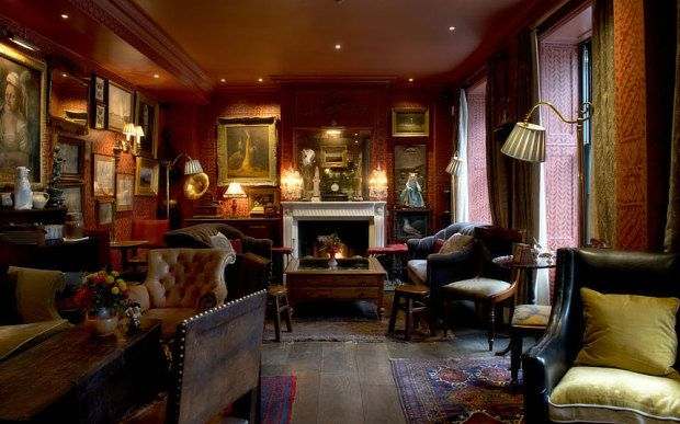 London S Coolest Hotels To Hang Out In Georgian Interiors
