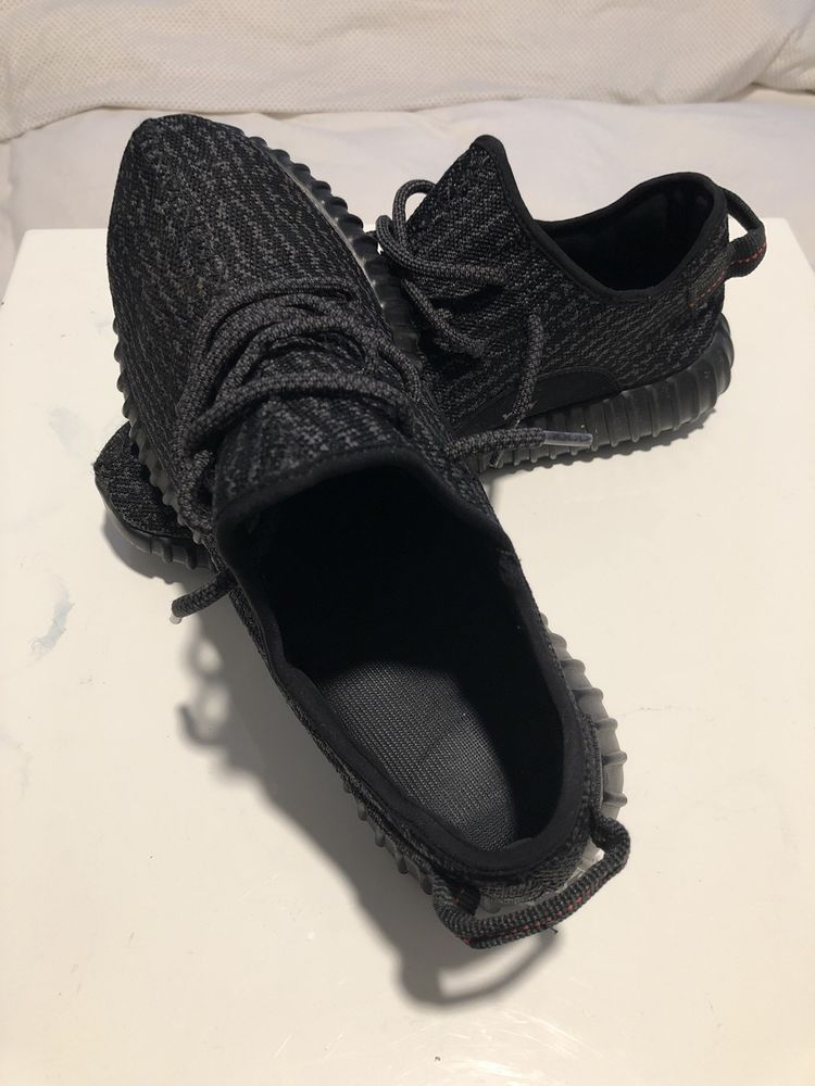 a9973e2c98435 Authentic Adidas yeezy boost 350 pirate black  fashion  clothing  shoes   accessories  mensshoes  athleticshoes (ebay link)
