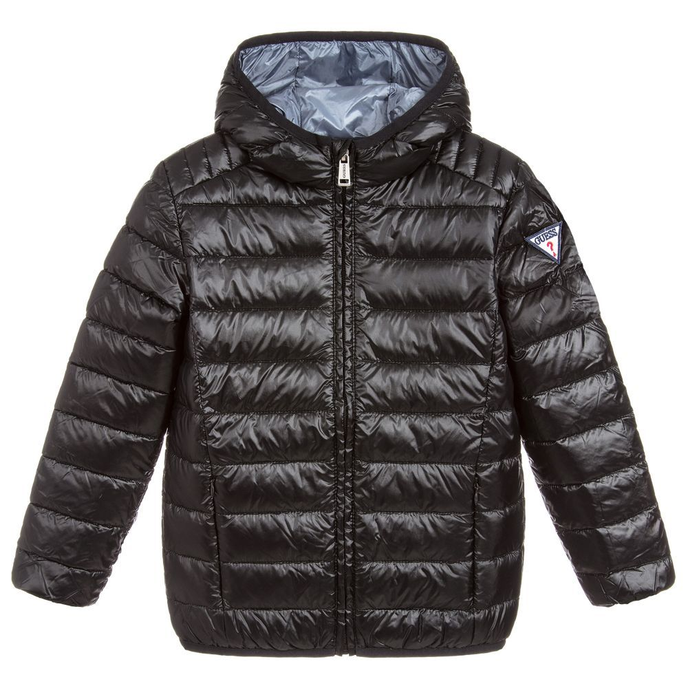a2b7a28d Boys Down Filled Puffer for Boy by Guess. Discover the latest designer Coats  & Jackets for kids online