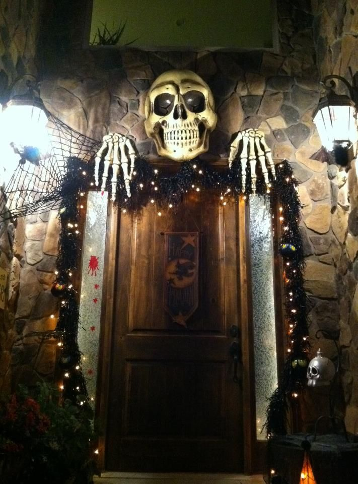 No DIY, just Halloween decorating inspiration WILMA!! Pinterest - office halloween decorating ideas