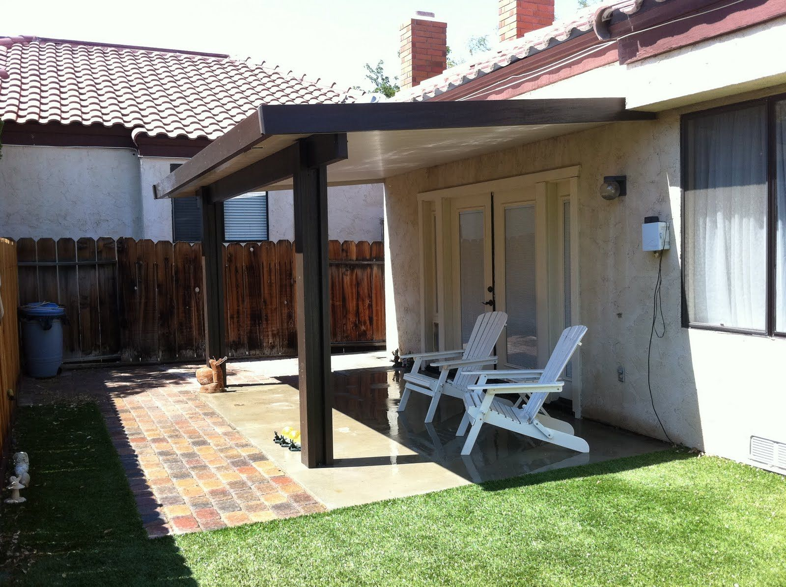 patio covers on a budget Bing images Diy patio cover
