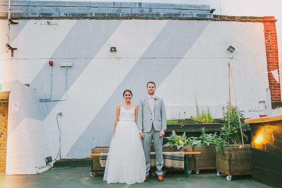 The Culpeper London Alternative Wedding Photographer