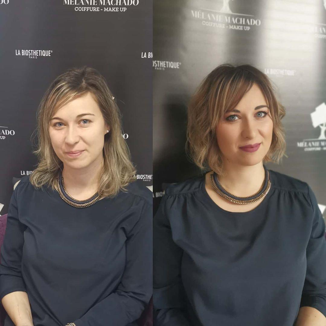 Melanie Machado Coiffure Make Up Coiffeur A Tarbes Cheveux Relooking Coiffure Coiffeur