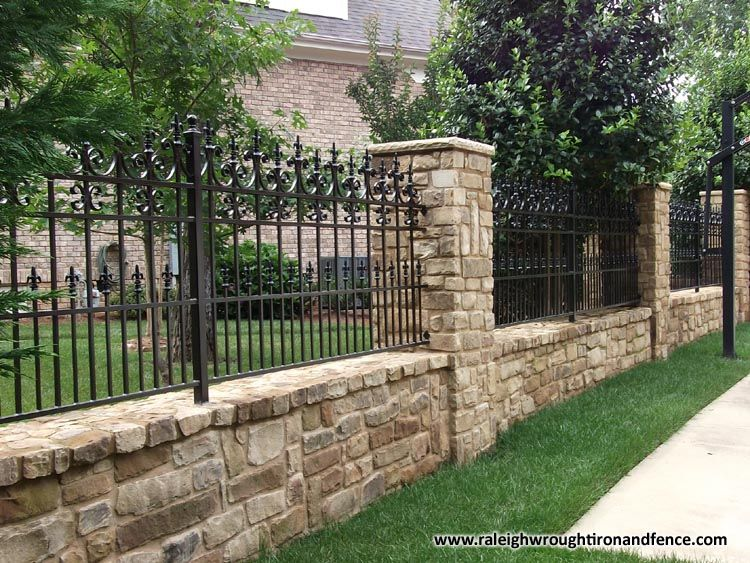 Raleigh Wrought Iron And Fence Co. Custom Wrought Iron