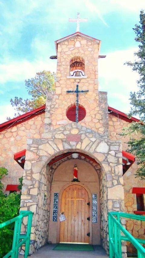 Cloud Croft New Mexico Usa Old Churches Christian Church