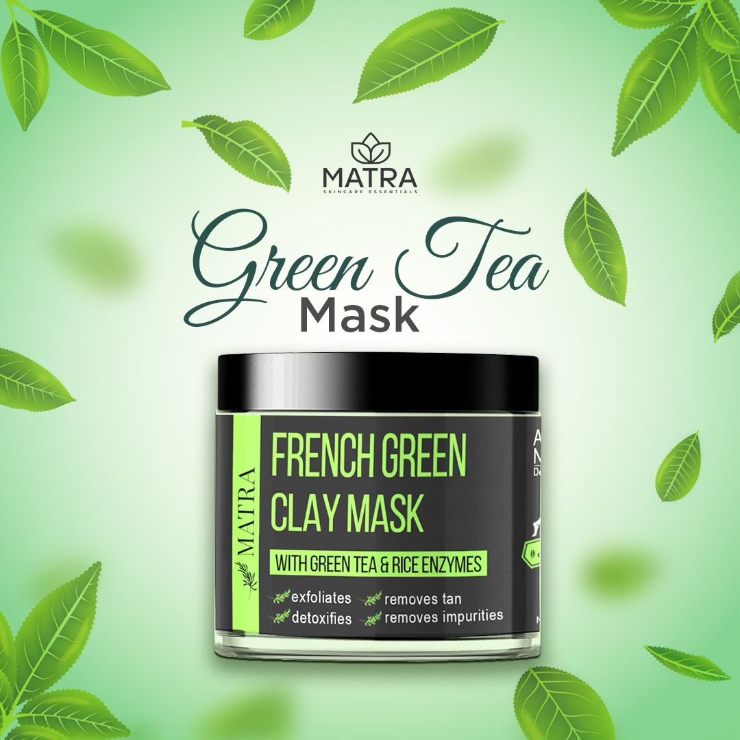 Photo of French Green Clay mask