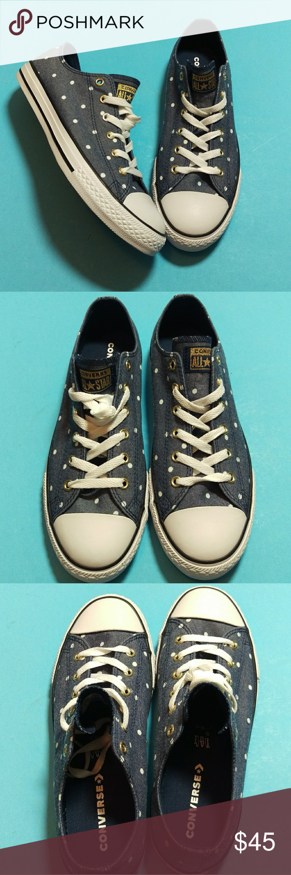 New Kids Converse Sneakers Does NOT