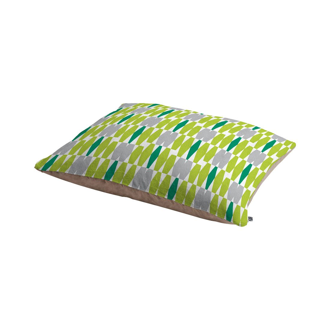 Because pets mean the world to us, they deserve nothing less than a cozy and stylish snooze-spot. The colorful emerald pattern will ensure a lively addition to the home, while the polyester fill will g...  Find the Jade Pet Bed, as seen in the The Pet Boutique Collection at http://dotandbo.com/collections/holiday-boutiques-the-pet-boutique?utm_source=pinterest&utm_medium=organic&db_sku=113244