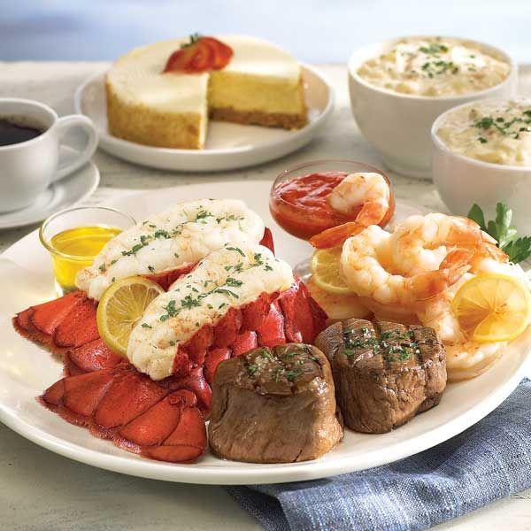 Maine Marvel Gram Lobster Tail Dinner -Two fresh-frozen 6-7 oz. Maine Lobster Tails Two fresh ...