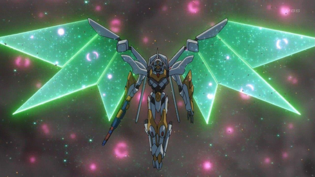 Suzakus Knightmare Lancelot Albion Code Geass Hd
