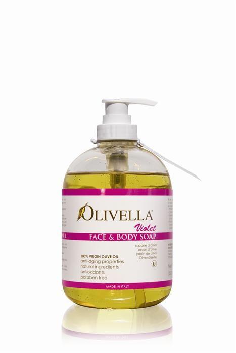 Olivella Olivella Liquid Soap Violet Olive Oil Benefits Body Soap
