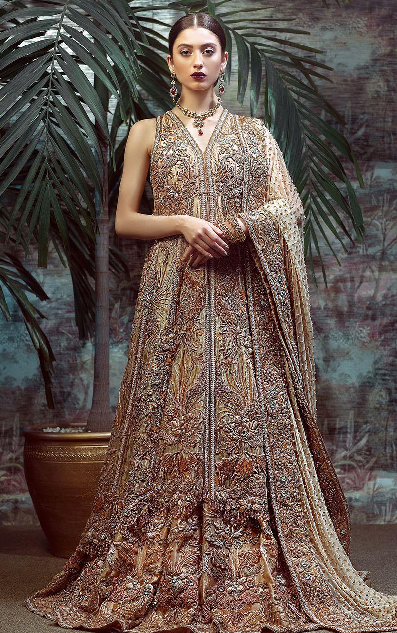 pakistani wedding dresses shop online, red pakistani bridal dresses ...