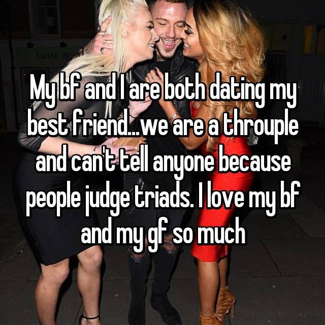 dating boyfriends friend
