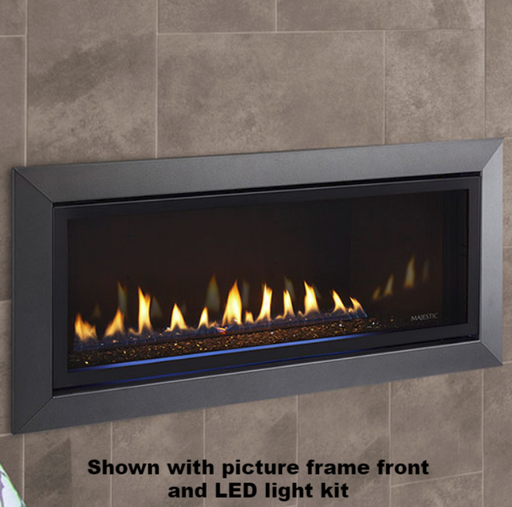 Majestic Jade 42 Inch Linear Direct Vent Gas Fireplace Mhs