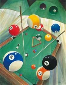GCUPA League Operators, Ian And Jenn Will Hold A Meet And Greet At Just One  · Billiards PoolBilliard Pool TableLight ...