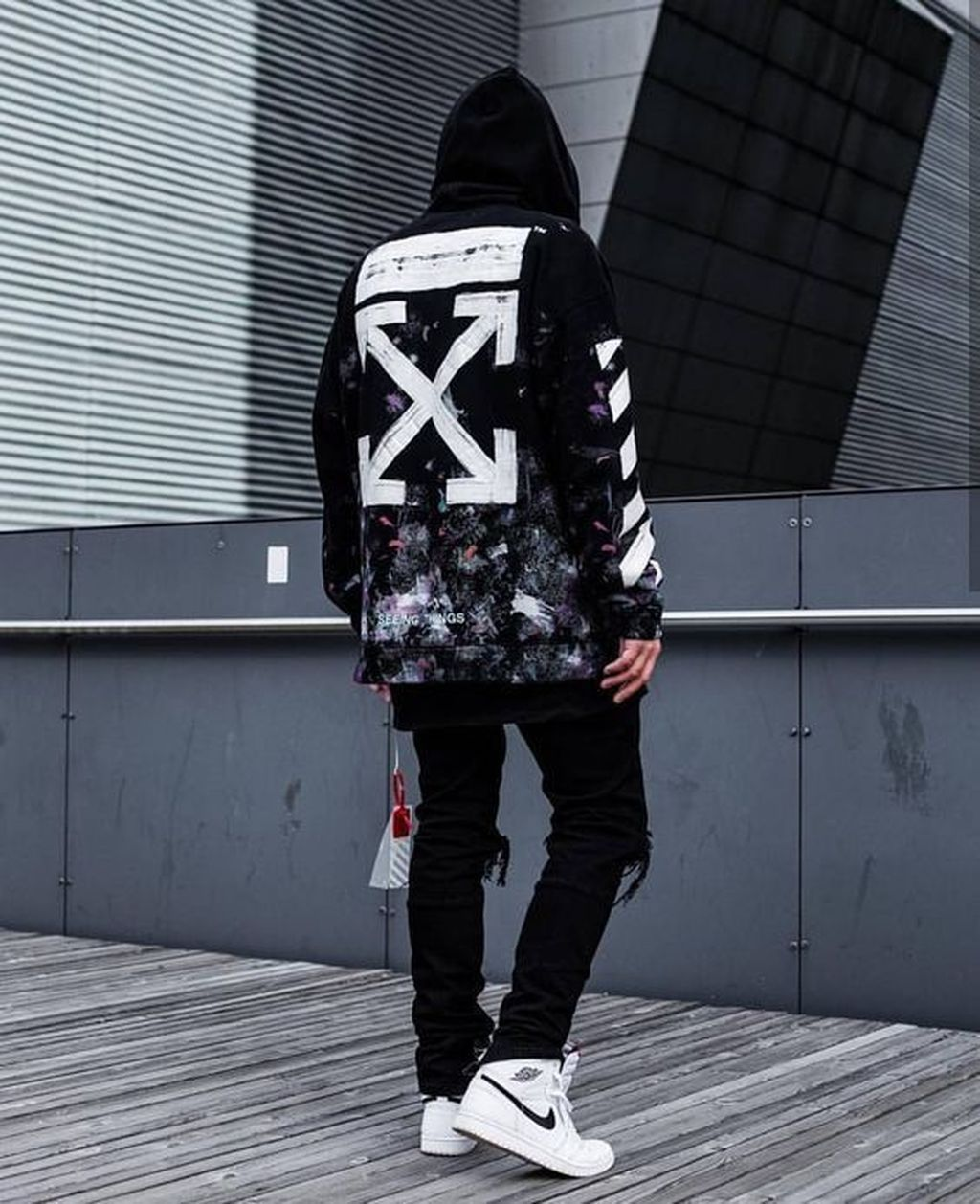 47 Astonishing Winter White Outfit Ideas Off White Fashion Off White Clothing Winter White Outfit