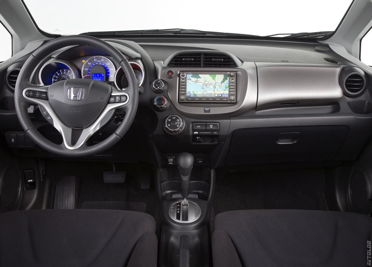 2009 Honda Fit Sport Honda fit interior, 2009 honda fit