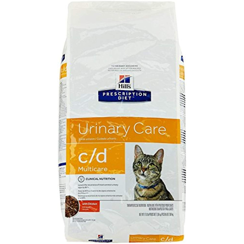 Hill's Prescription Diet Urinary Care c/d Multicare, 17.6
