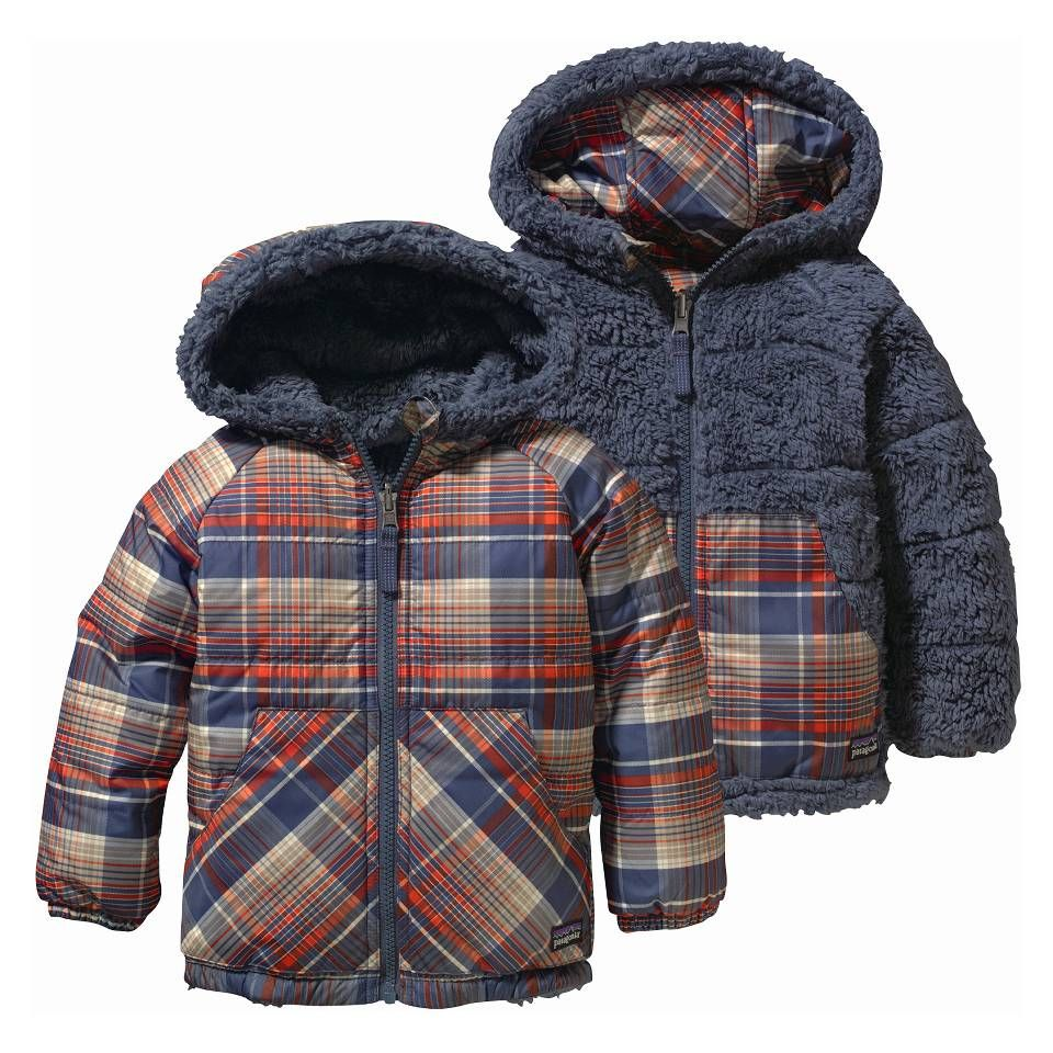 4a206c65acca Patagonia Baby Reversible Tribbles Jacket