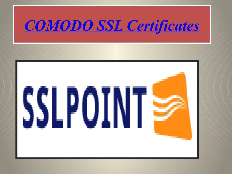 Comodo is market leading certificate certificate comodo is market leading certificate 1betcityfo Gallery